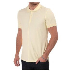 J Lindeberg | Rubi Reg fit pique polo yellow